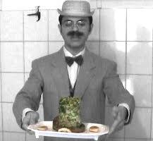 """A. """"Polowanie w Raju"""" Przepis kuchni futurystycznej, Wikimedia"""