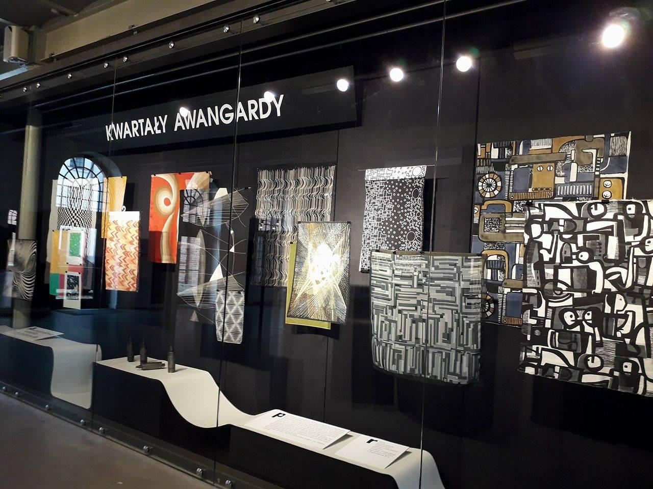 Kwartały awangardy: Awangardowe wzornictwo w przemyśle