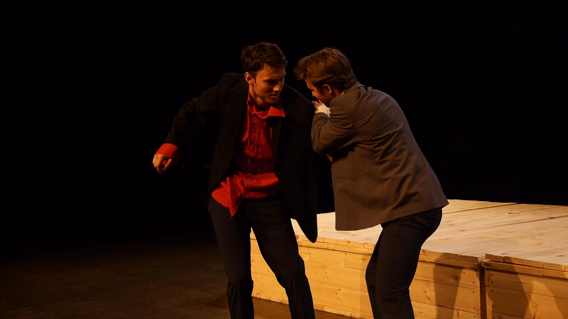CHOREA, Studium o Hamletach, fot. Paweł Klepacz