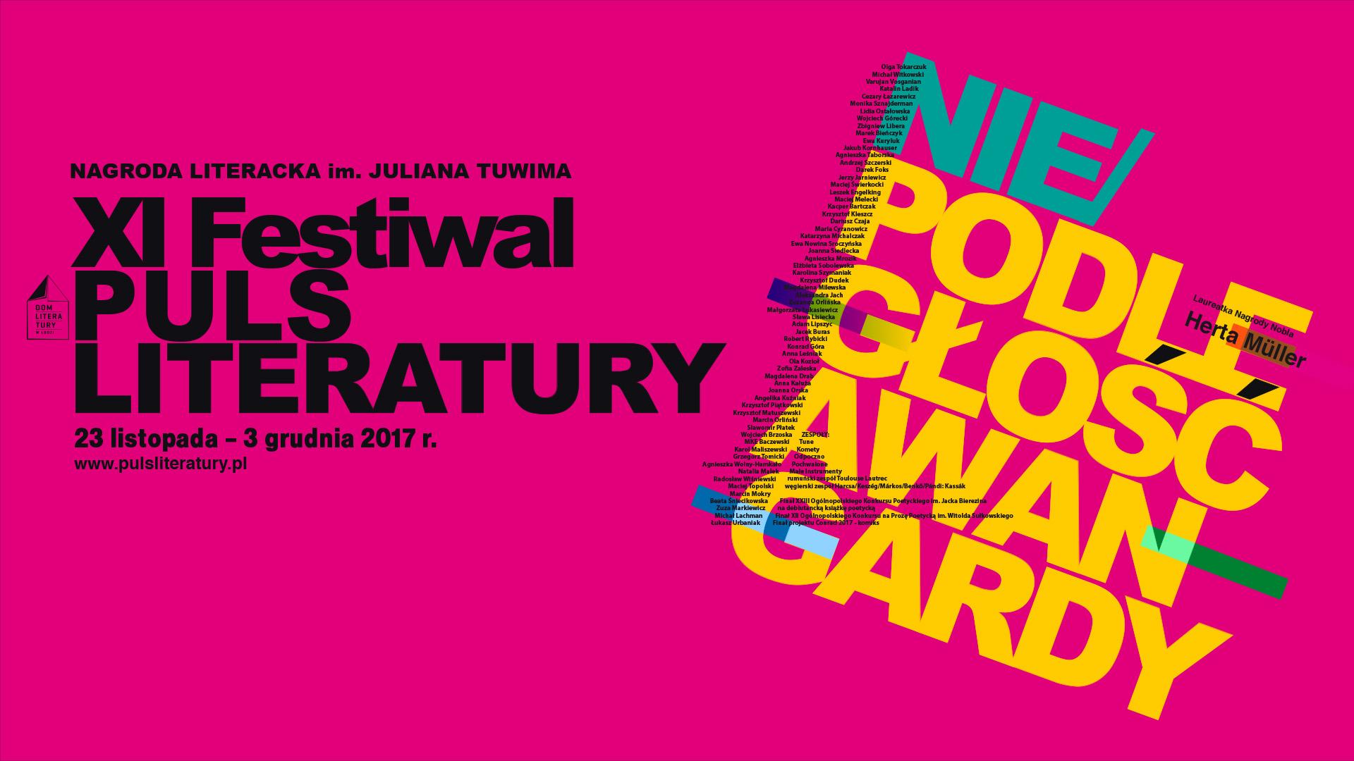 Puls Literatury 2017