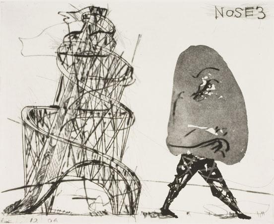 Kentridge - The Nose 3
