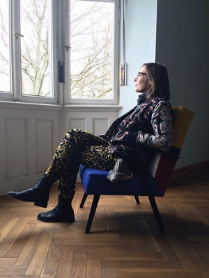 Ania Witkowska, Fotel z widokiem na morze, fot.Katarzyna Świnarska