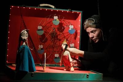 Wania. Opowieść o Wani i tajemnicach rosyjskiej duszy, Teatr Karlsson Haus