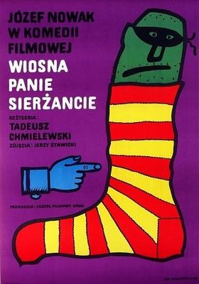 Jan Młodożeniec, Plakat