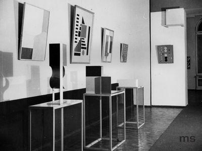 1930-1970 Wystawy, ekspozycje MSŁ (74)