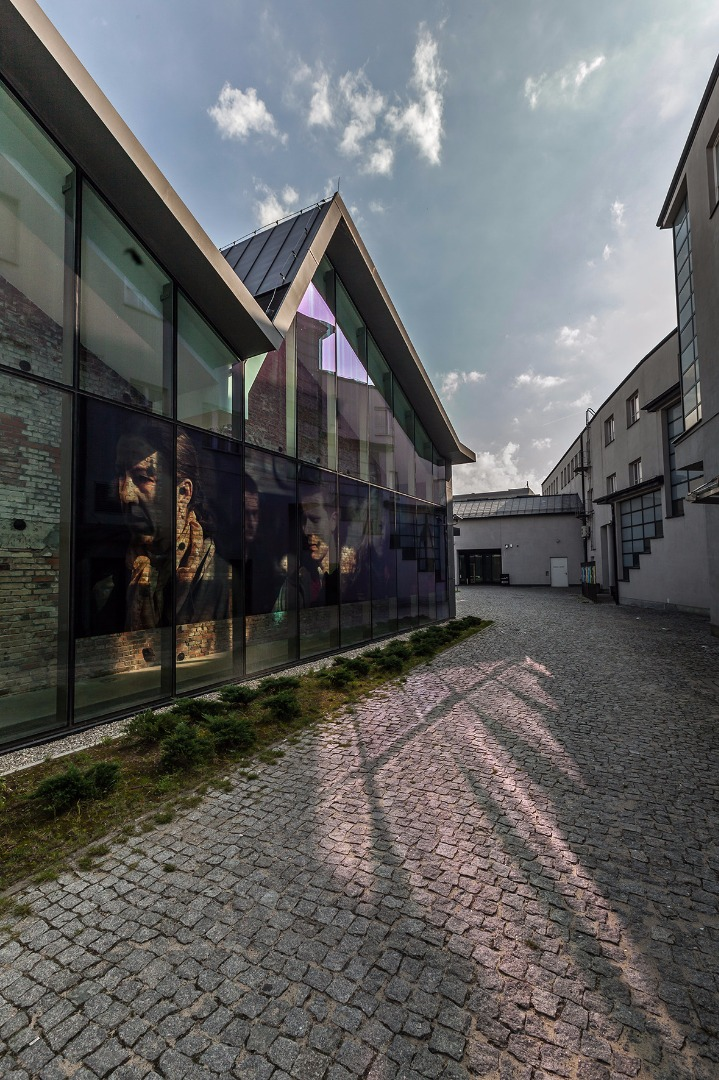 MOCAK Museum of Contemporary Art in Krakow, fot. R. Sosin