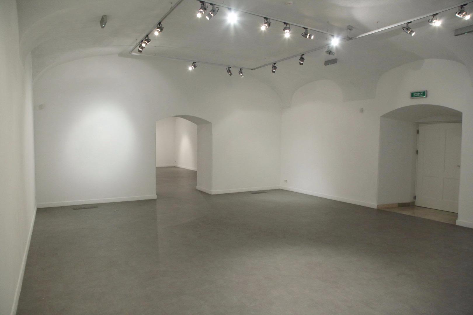 The Biała Gallery in Lublin