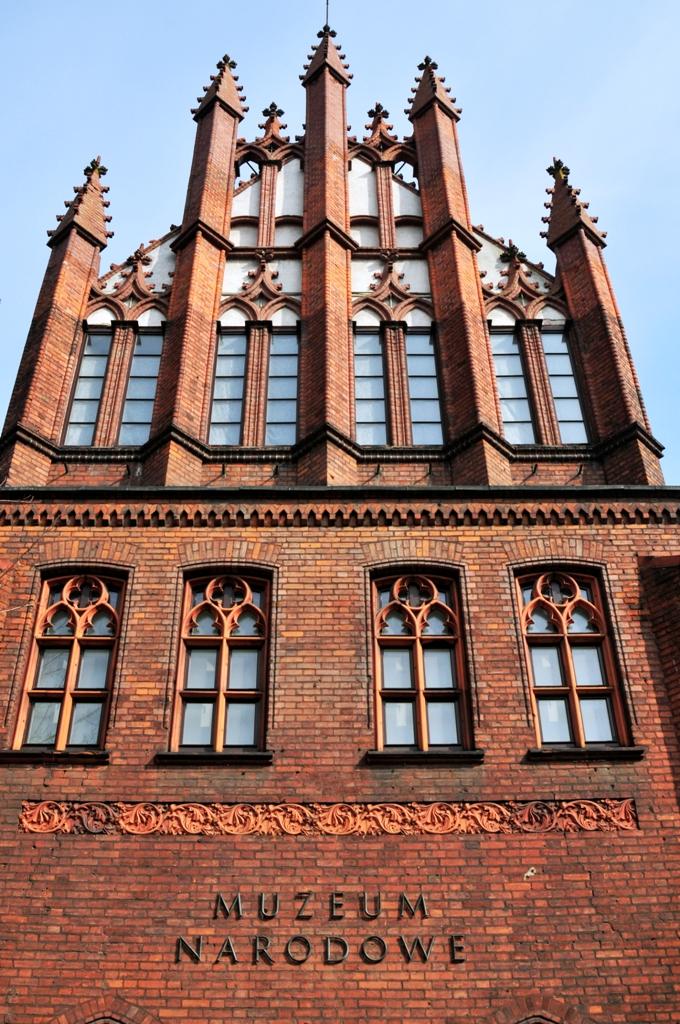 National Museum in Gdańsk, Department of Modern Art