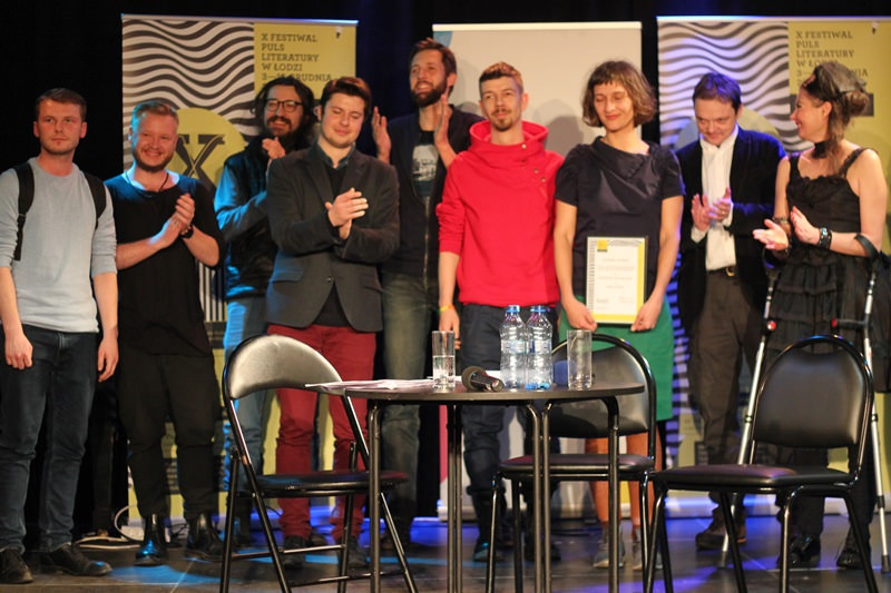 Laureaci Konkursu Bierezina, 2016