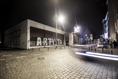 galeria Awangarda BWA Wrocław, fot. Łukasz Hajdu