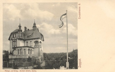 Villa, The Musuem of Sopot