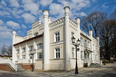 BWA w Tarnowie, Pałacyk Strzelecki, fot. Grzegorz Powrozni