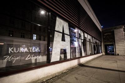 Galeria Awangarda BWA Wrocław foto. Łukasz Hajduk