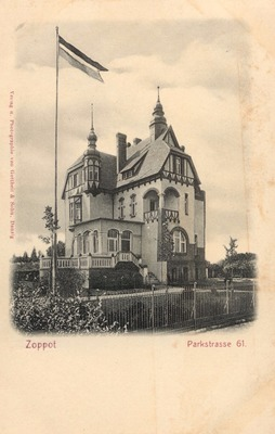 Villa, The Museum of Sopot