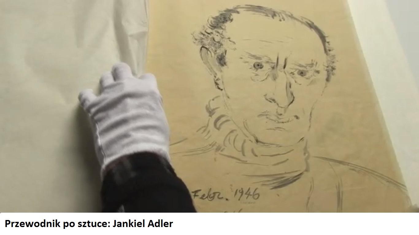 Przewodnik po sztuce | Jankiel Adler