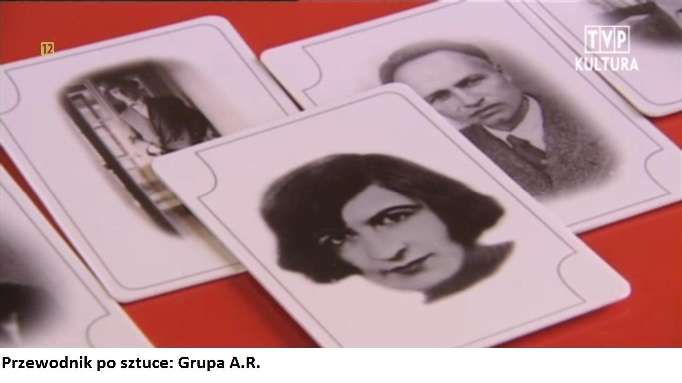 Przewodnik po sztuce | Grupa A. R.